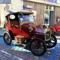 Le zebre type A de 1911 (3ème Rencontre de voitures anciennes à Benfeld 2010) 01