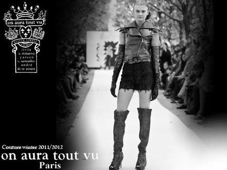 couture hiver 2011 2012 fashion week yassen samouilov et livia stoianova
