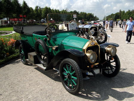 LORELEY L48 Tourer 1913 Classic Gala de Schwetzingen 2010 1
