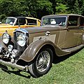 BENTLEY Derby 3.5 litre Thrupp & Maberly 1934 Baden Baden (1)