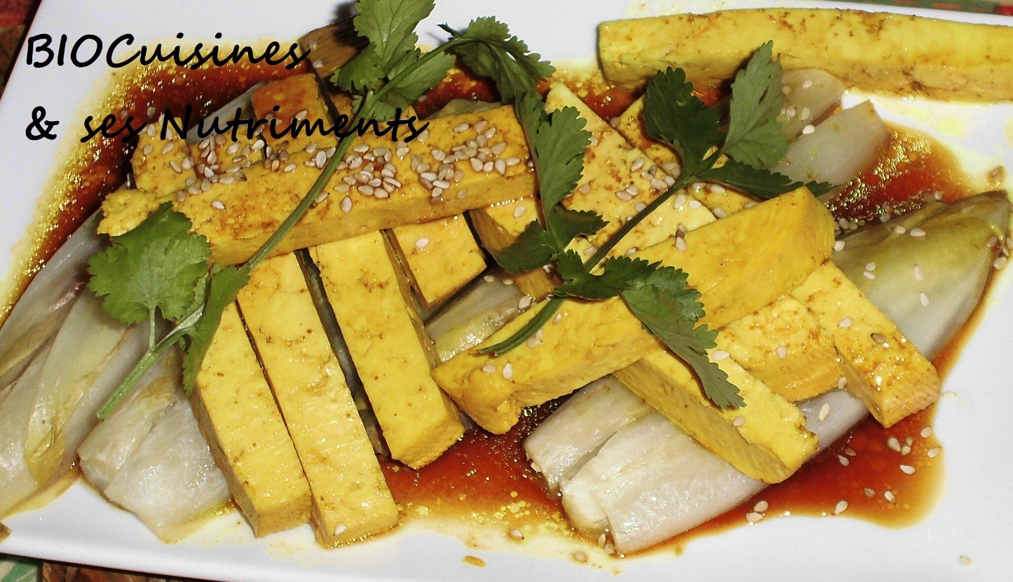 endives tofu