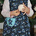 Ma robe trapèze des intemporels pour bébé