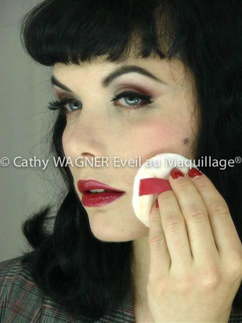 © Cathy Wagner Eveil au Maquillage -63739183