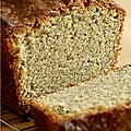 Cake au yaourt & a la farine de chanvre