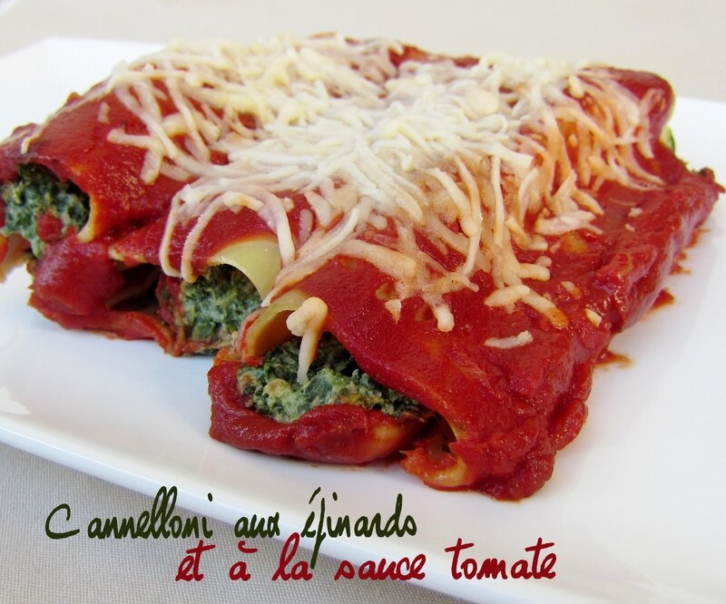 cannelloni épinards (scrap)