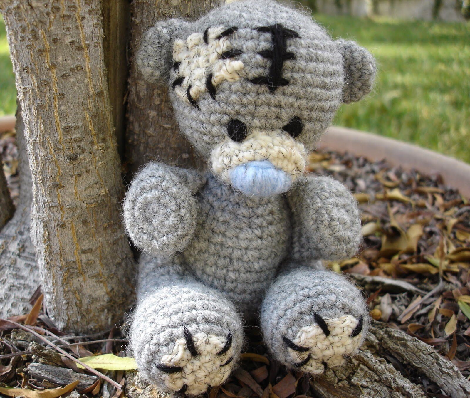 Tuto amigurumi nounours me to you tout sur le crochet et les amigurumis - Nounours me to you ...