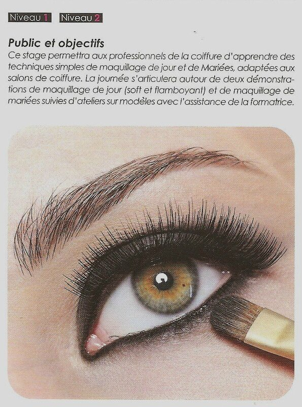 Stage Maquillage