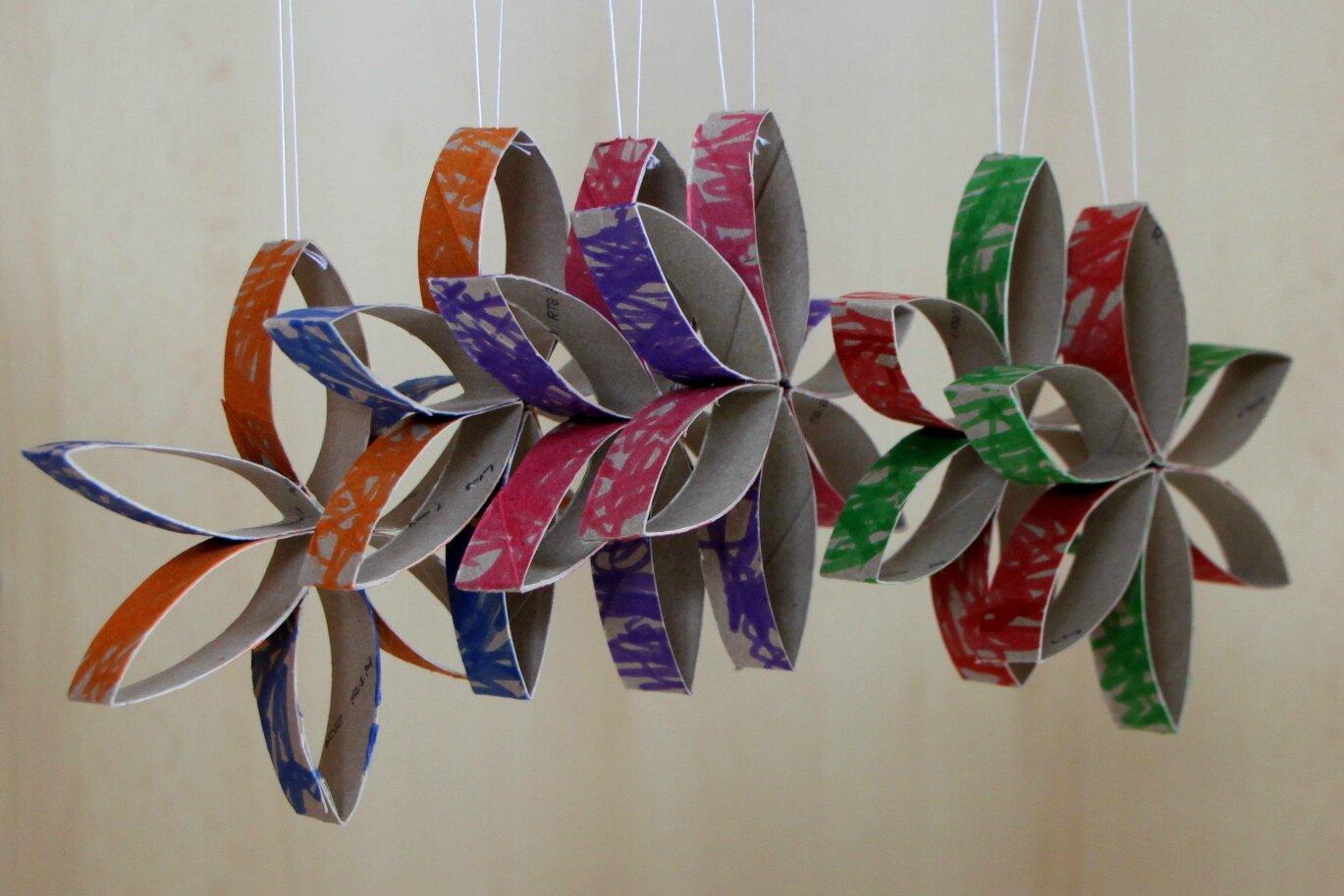 #73342C Des étoiles Pour Le Sapin Les Loustics 6421 décoration noel fait maison recup 1369x913 px @ aertt.com