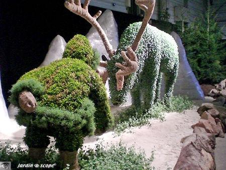 légende du Caribou enchanté