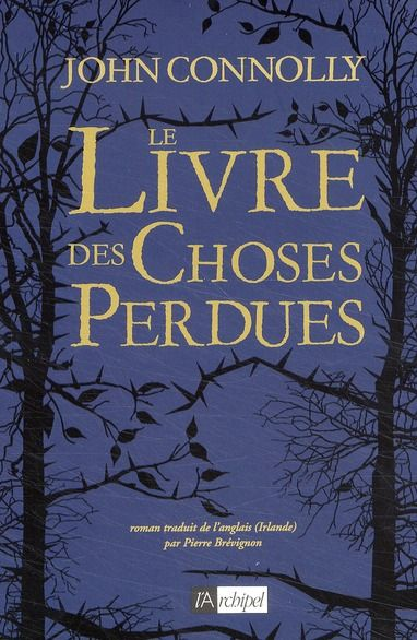 Connolly John - Le livre des choses perdues