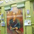 Détails d'un des plus beaux pub de Dublin