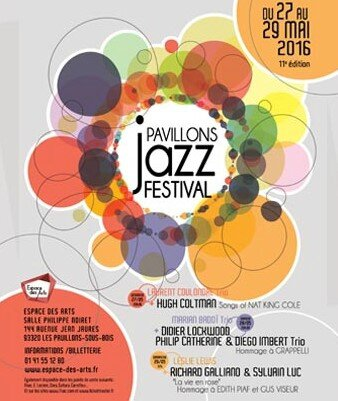 Pavillons Jazz Fesival