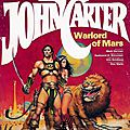 A john carter roleplaying game for christmas? (+a tarzan & jane animated show)