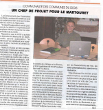 Article JDD -10 octobre 2008