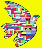 Symbole de l'espoir de l'abolition universelle de la peine de mort © Gaëlle Goepfert