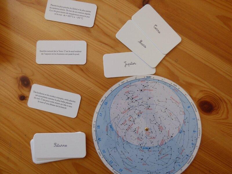 Coffret Montessori astronomie (3)