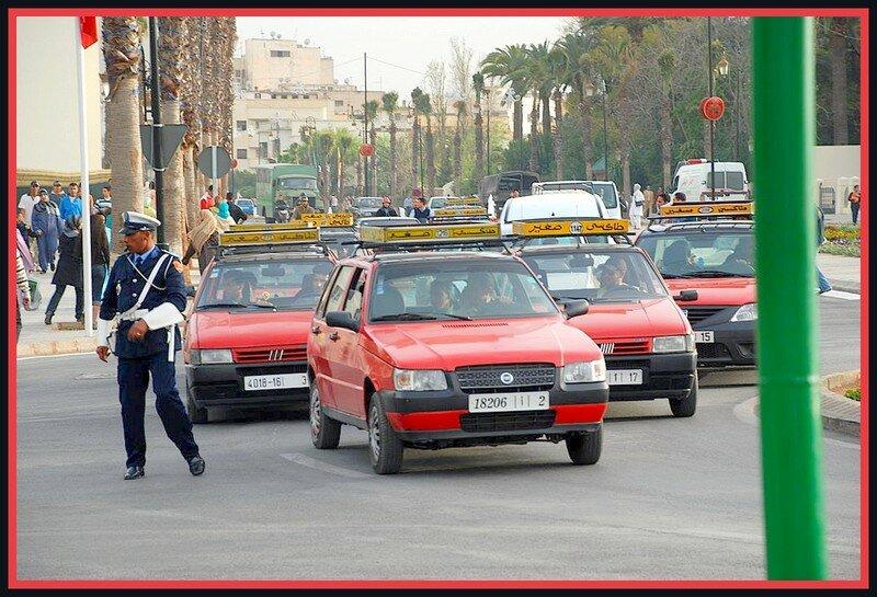 Petit Taxis Fés
