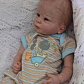 bébé reborn Indiana kit Dani 005