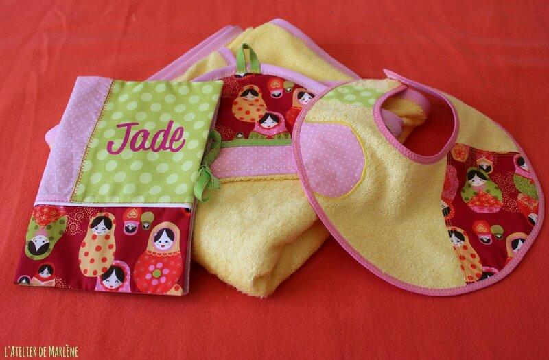 kit bébé Jade