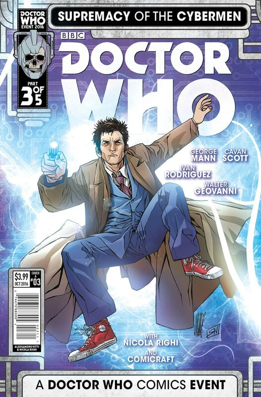 titans comics doctor who supermacy of the cybermen 03