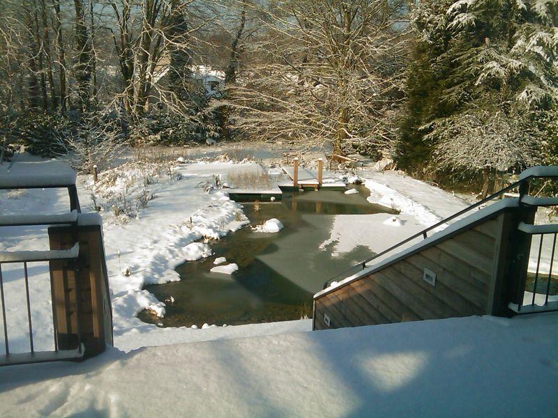 A vendre maison rochefort en yvelines - Bassin baignade biologique bordeaux ...