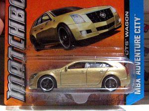 Cadillac CTS wagon (Matchbox)