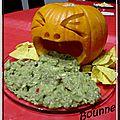 Vomit de citrouille Halloween (4)