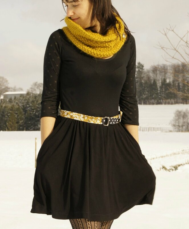 robe & snood 5