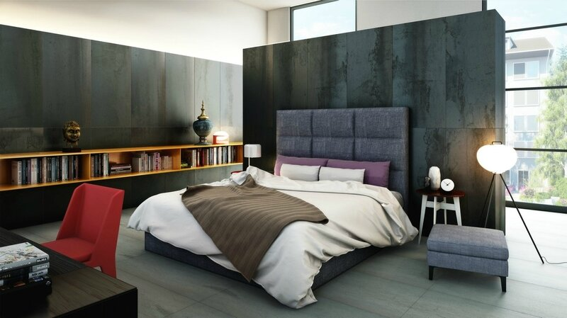 black-bedroom-wall-texture