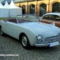Beutler spezial cabriolet de 1953 (Paul Pietsch Classic 2014) 01