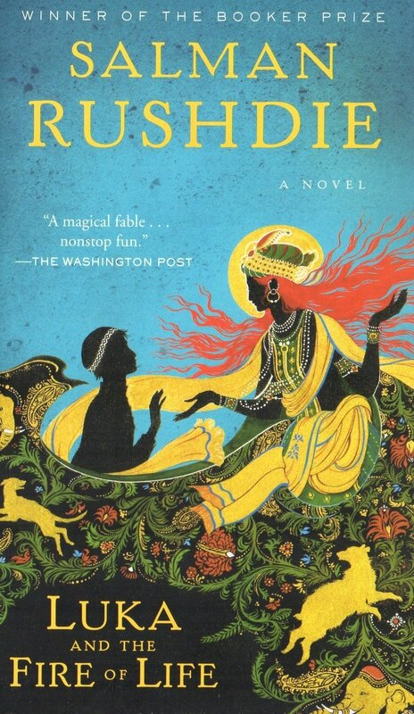Salman Rushdie, Luka and the Fire of Life
