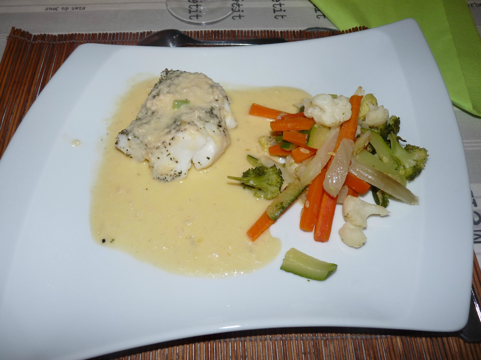 Beurre blanc au thermomix