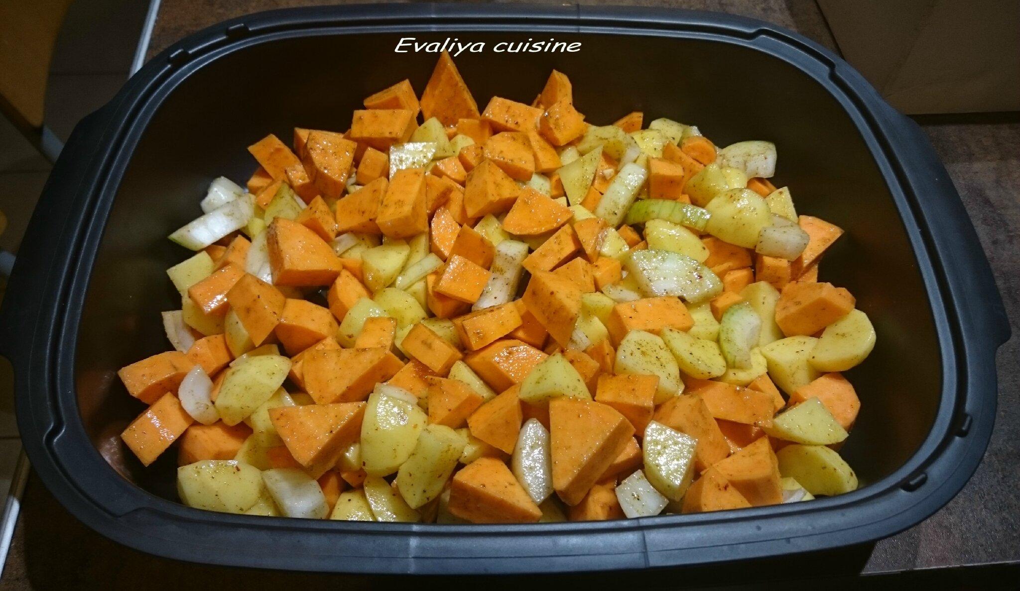 Pommes de terre tous les messages sur pommes de terre evaliya cuisine - Bouture de patate douce ...