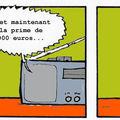 Georges et des primes de 1000 euros
