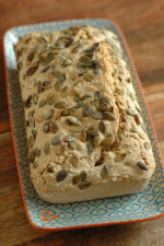 Lazy loaf aux graines de courges_1