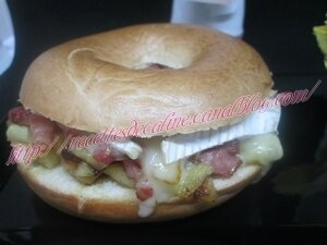 Bagel Normand25