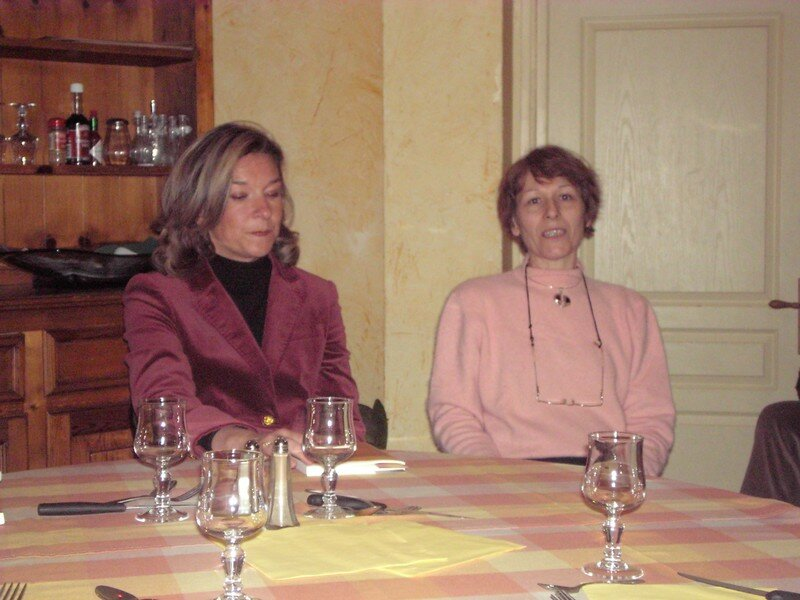 24/02/06 - Une présence incertaine de Claire Dutter-Prunier