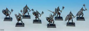 Boîte de régiment Conscrits du Griffon