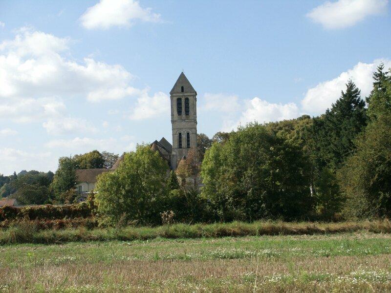 L'église de Luzarches