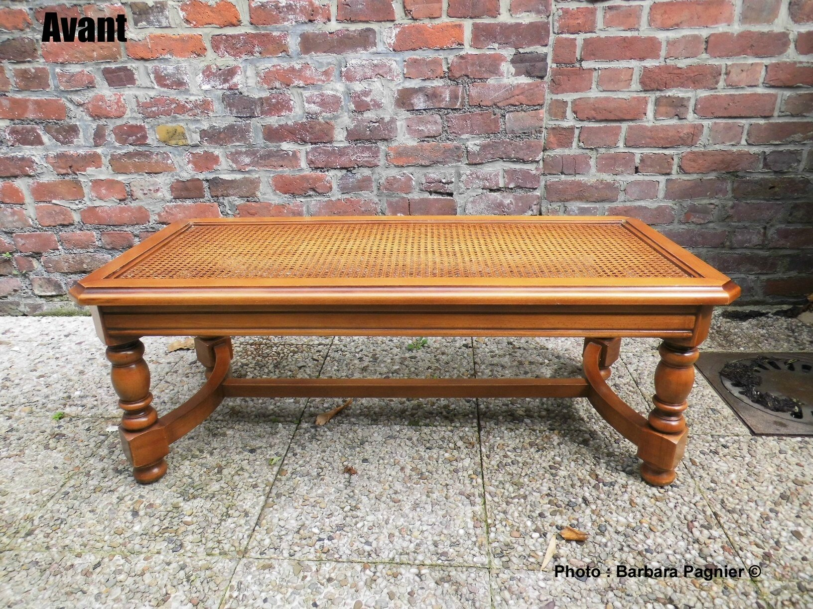 Relooker une table basse awesome relooker une table en - Relooker table basse ...
