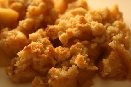 Crumble_pommes_sirop