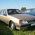 Opel rekord e2 2.0e luxus caravan