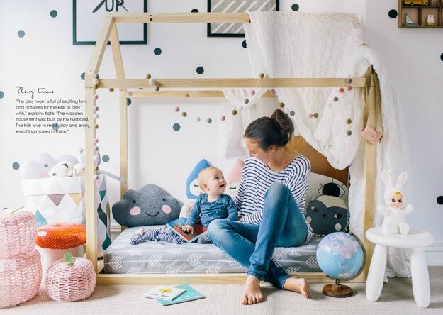 scandinave pour petits et grands chez kate sydney. Black Bedroom Furniture Sets. Home Design Ideas