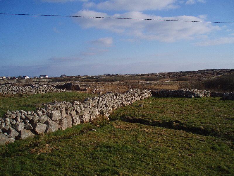 Murs en pierre sèche / Dry stone walls