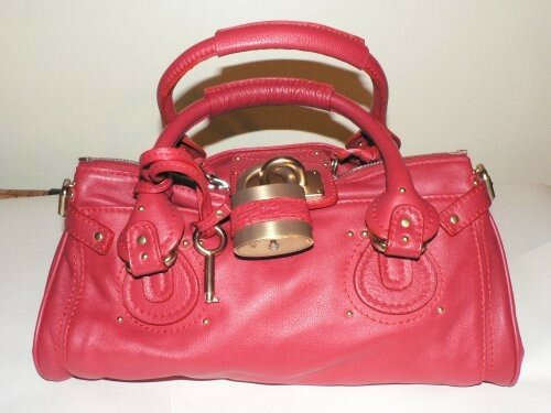 fake chloe paddington handbag