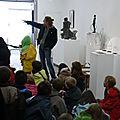 exposition Parcours de sculptures septembre 2012