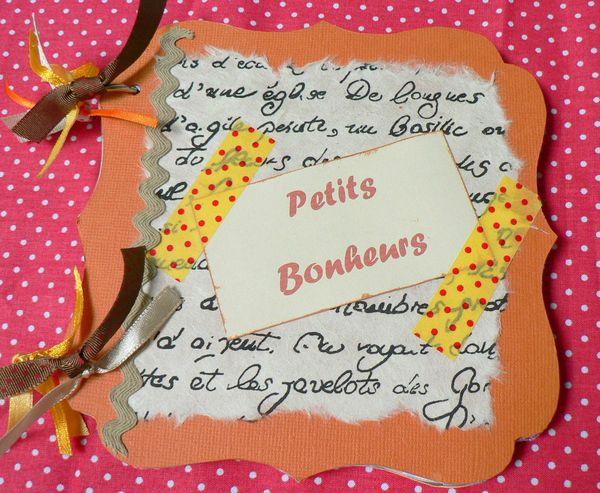 Album petits bonheurs