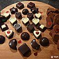 Mignardises tout chocolat