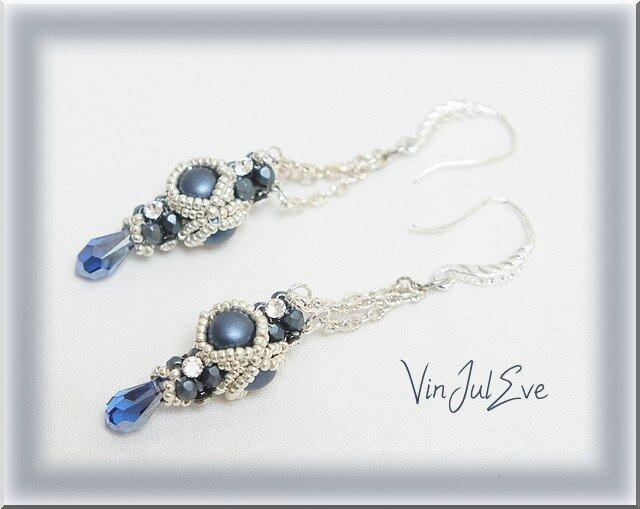 BO Iva bleu argent 1