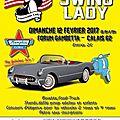 Festival rétro swing lady...